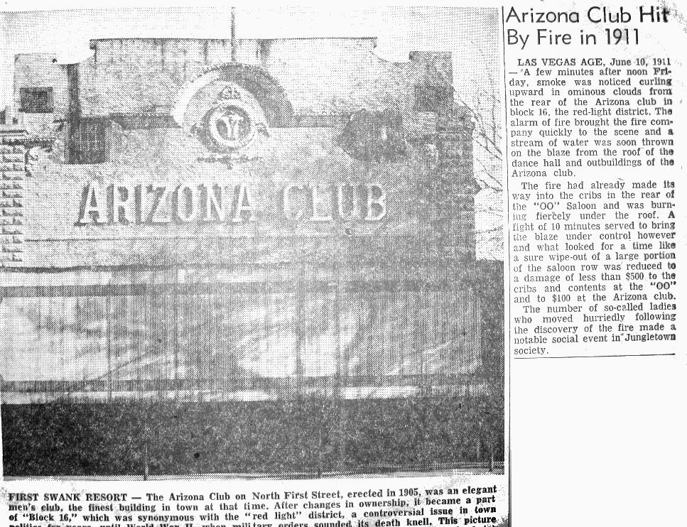 Arizona Club Article