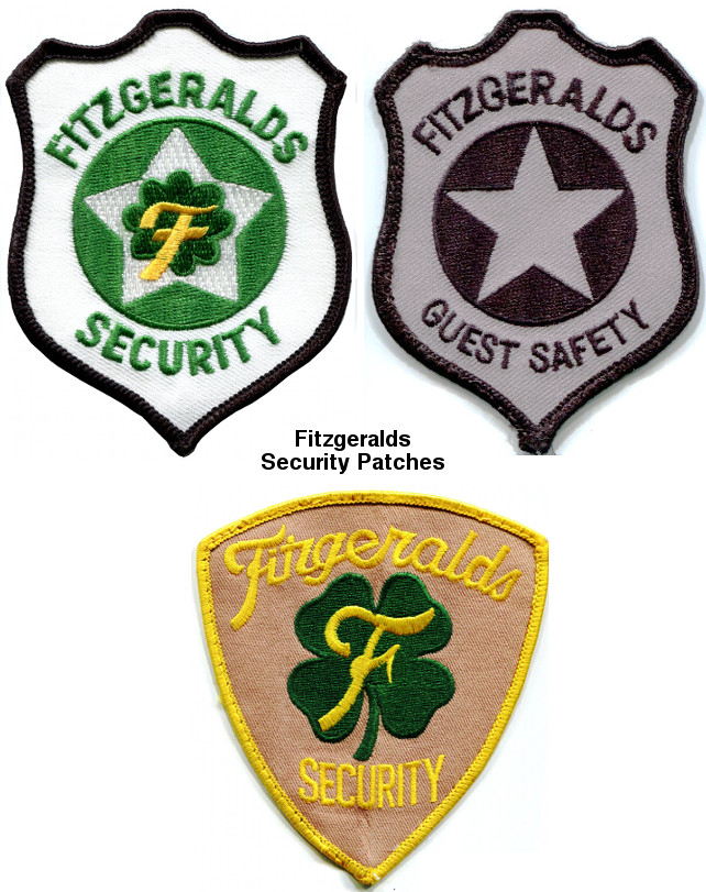 Fitzgeralds Hotel Casino Las Vegas Security patches