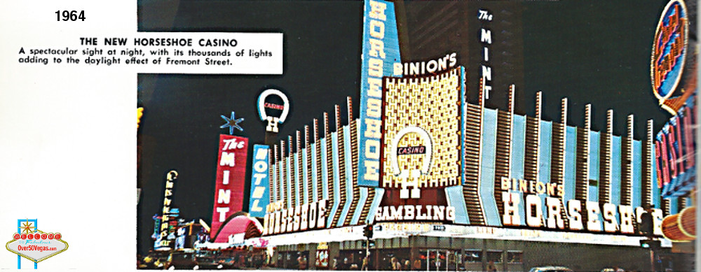 Binions casino horshoe harrahs casino east chicago indiana