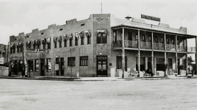 Nevada Hotel http://digital.library.unlv.edu:81/u?/sky,68