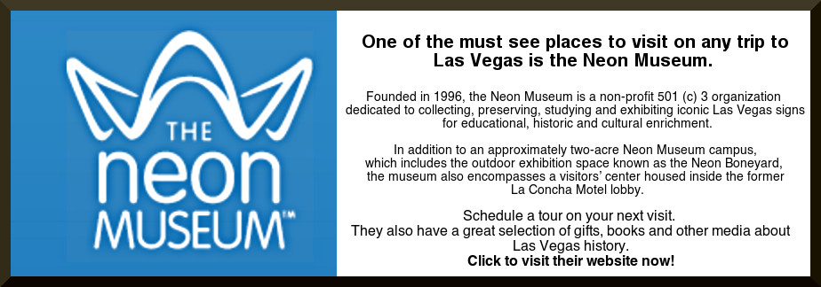 Visit the Neon Museum!