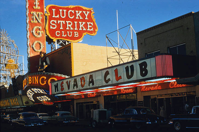 The Nevada Club and the Lucky Strike Club merged into one casino in 1967.