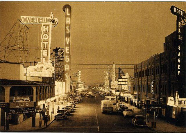 Over50Vegas: Overland Hotel 2 Fremont Las Vegas, NV