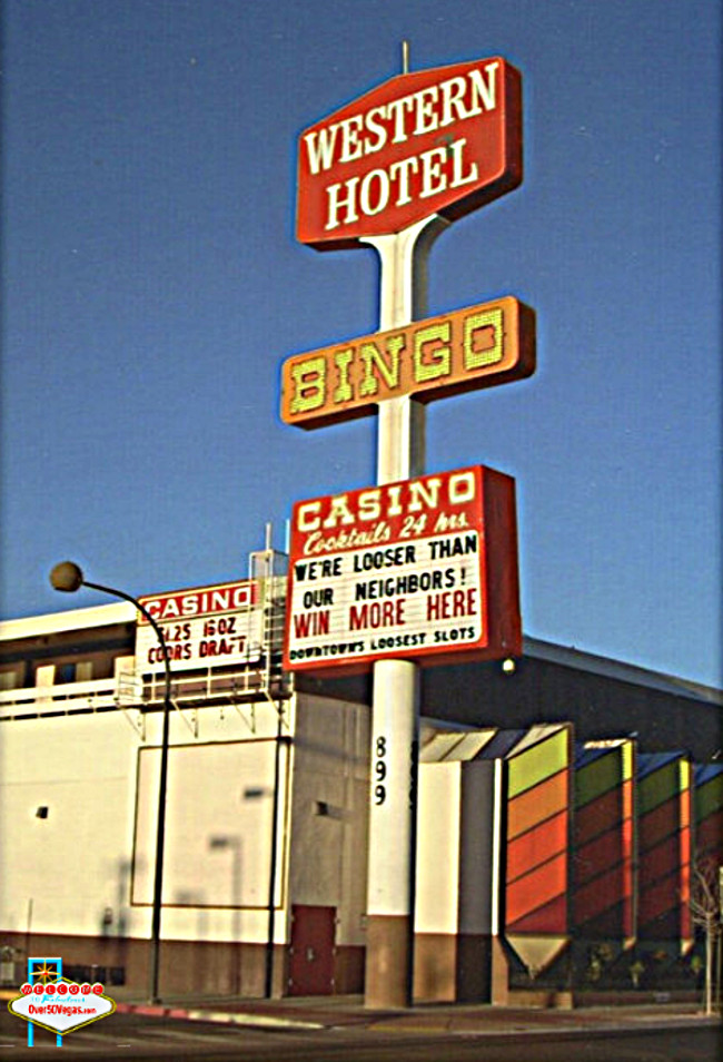 Jackie Gaughan Started The Western Hotel As A Bingo Parlor He Sold Out In 2004