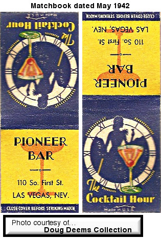 Pioneer Bar 