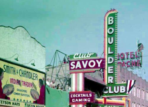 Club Savoy  Las Vgeas, NV